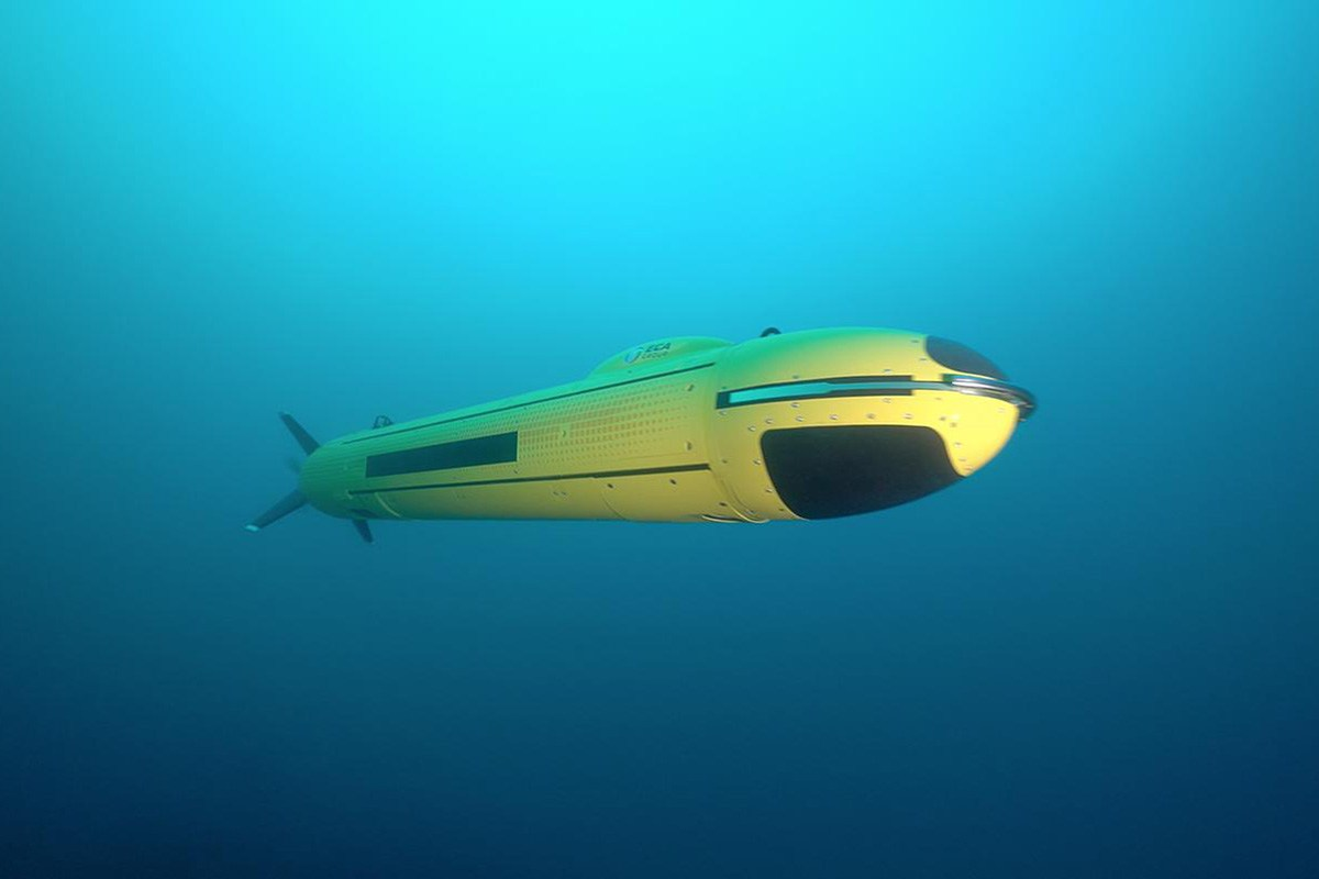 APR.Intern Research Internship with a Leading Unmanned Underwater Autonomous Vehicle Company