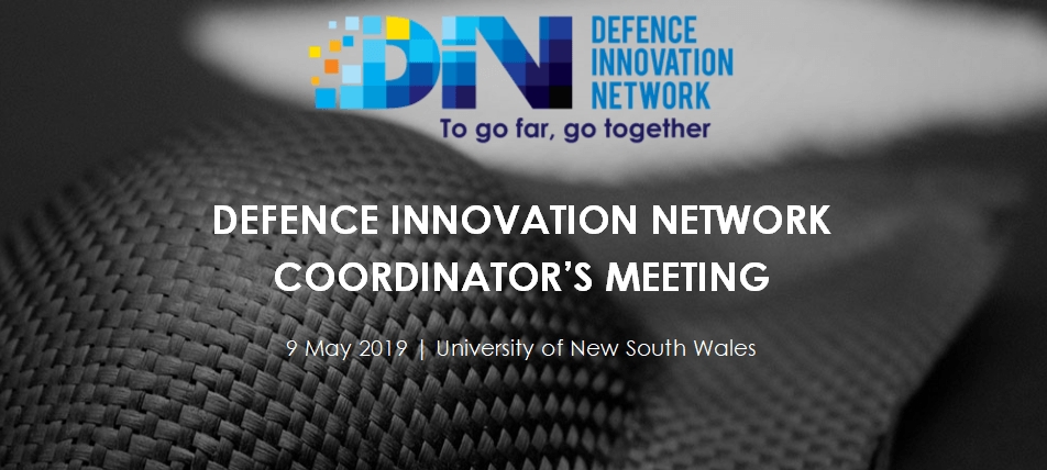 DIN Coordinator's Meeting Focused on Advanced Materials