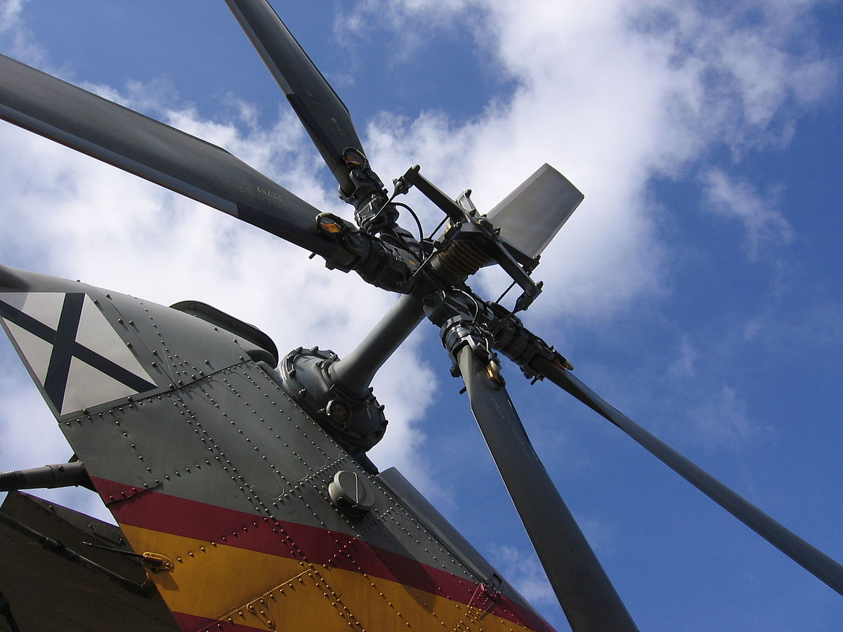 APR.Intern Research Internship: Electric Helicopter Swashplate Development