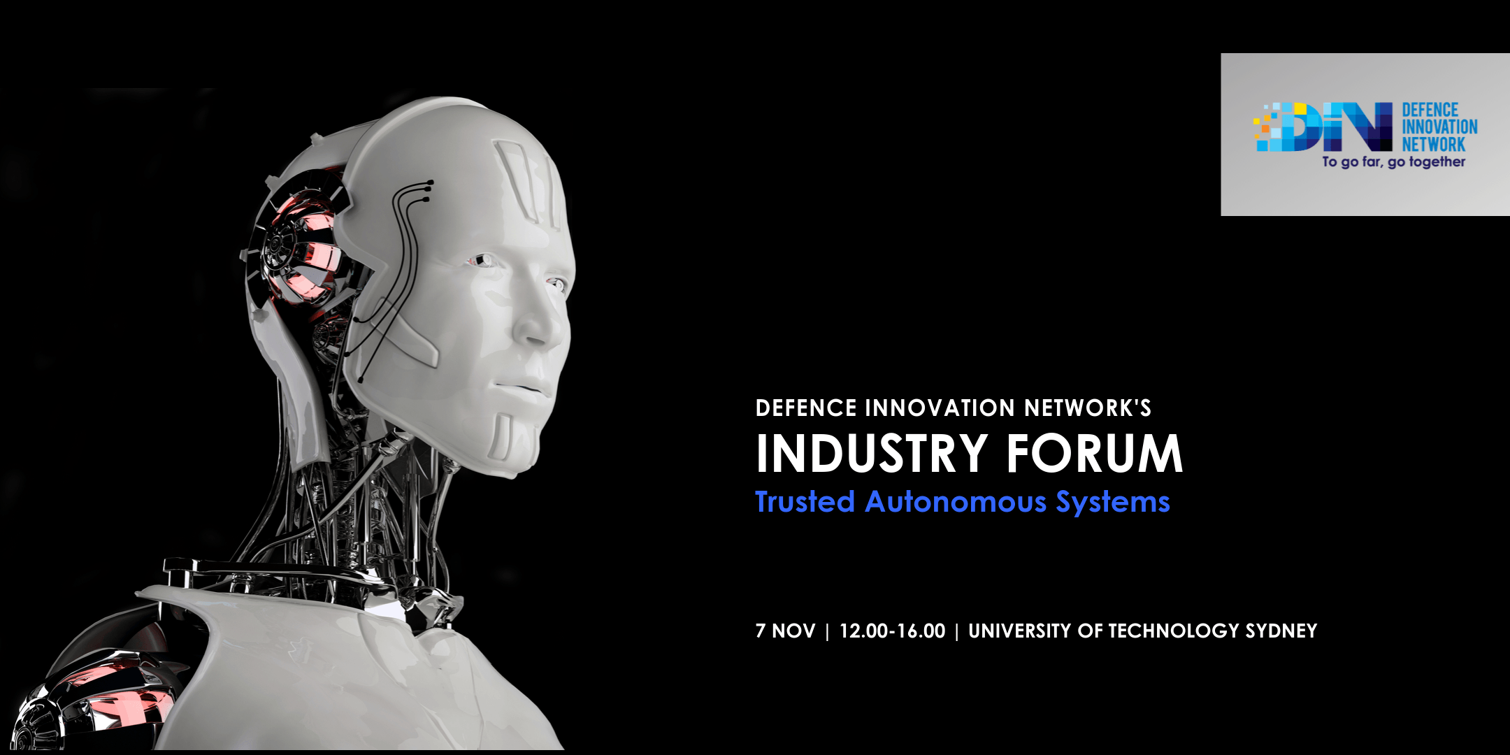 DIN Industry Forum: Trusted Autonomous Systems