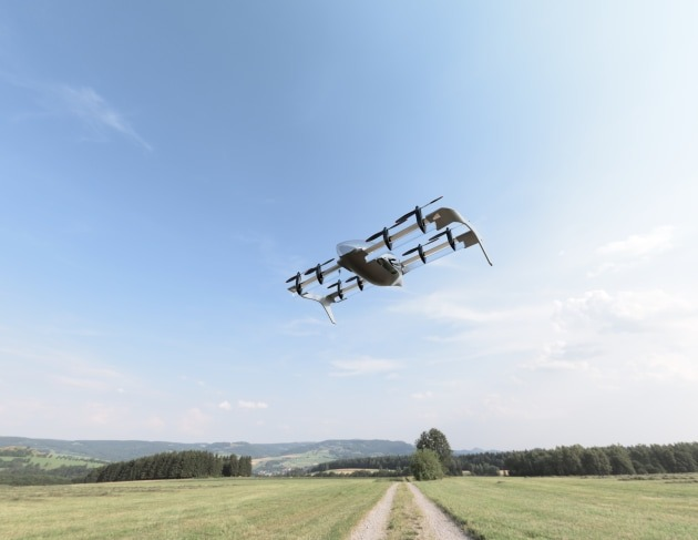 Electric VTOL is a game changer